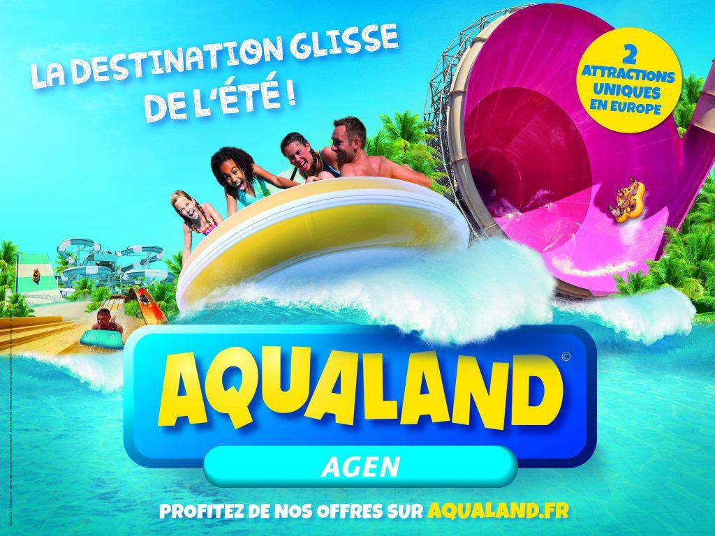 Aqualand Agen : un parc pour tous !