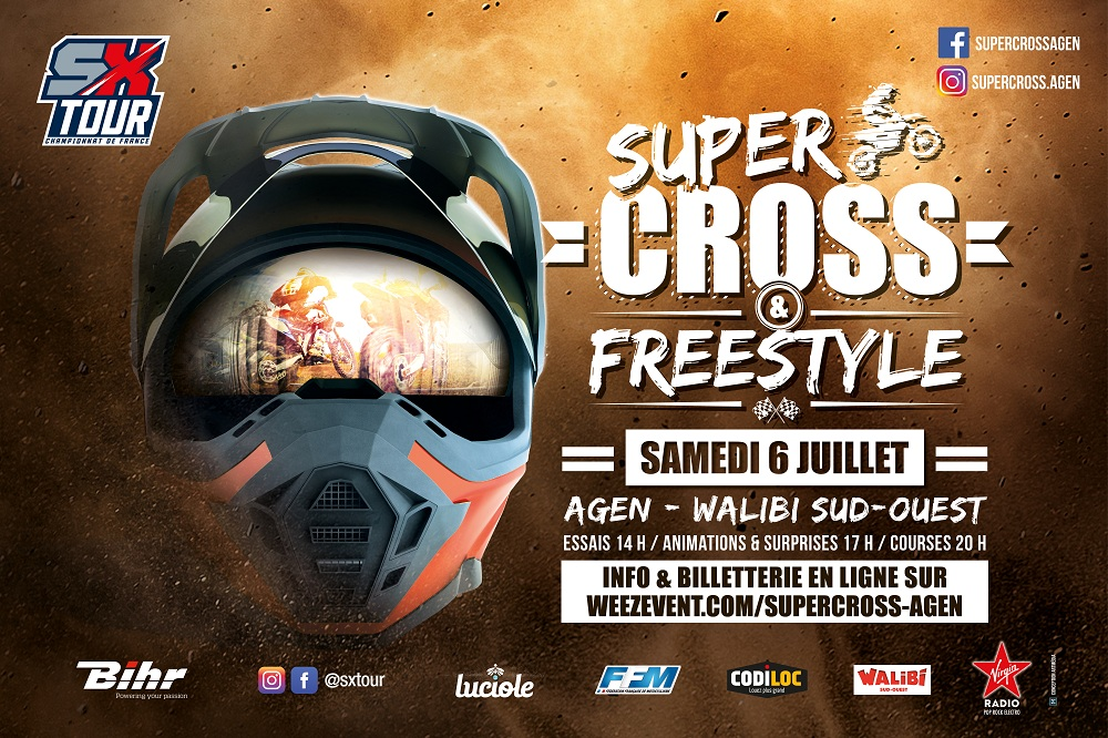 Supercross & freestyle