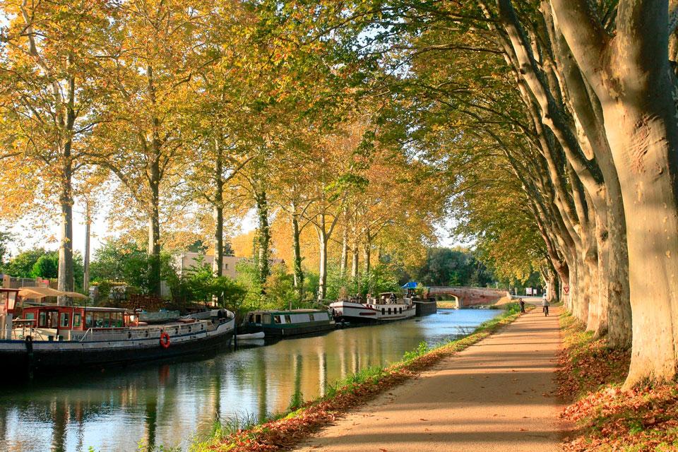 Découvrez la Garonne, au cœur d'Agen, pour voyager au fil de l'eau