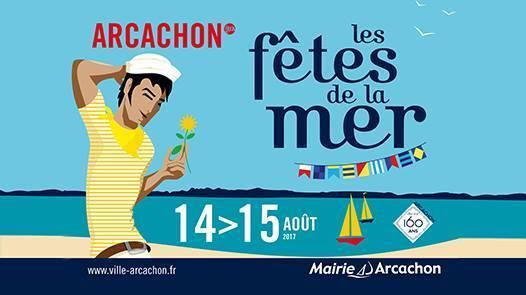 Les fêtes de la mer à Arcachon
