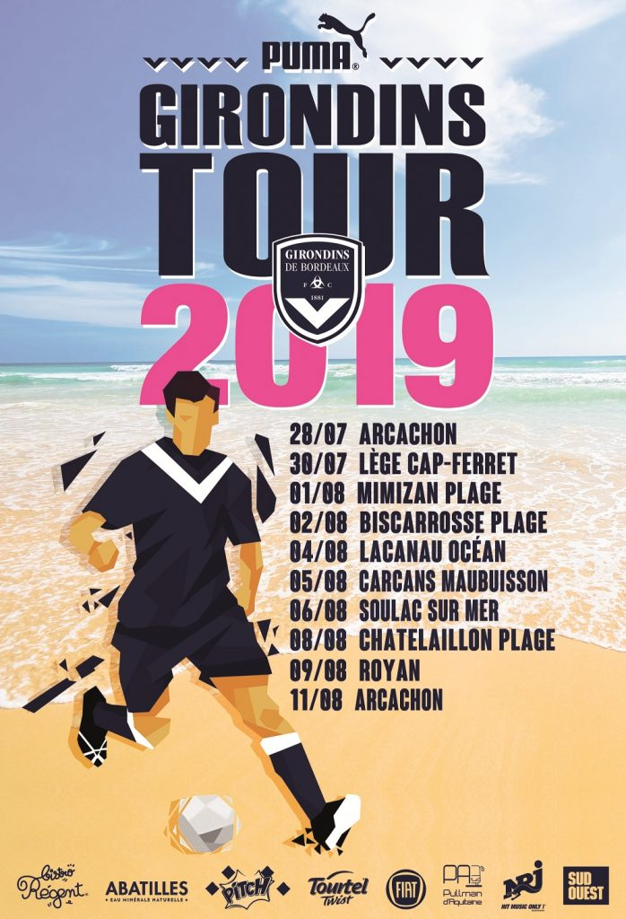 Girondins Tour