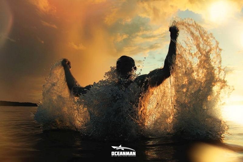 Course Oceanman de nage en eau libre