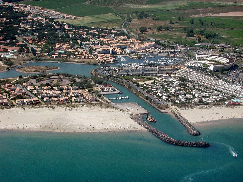 Découvrez nos toboggans aquatiques à l'Aqualand du Cap d'Agde