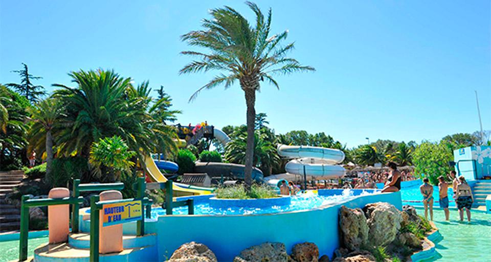 Découvrez nos toboggans aquatiques à l'Aqualand de Fréjus
