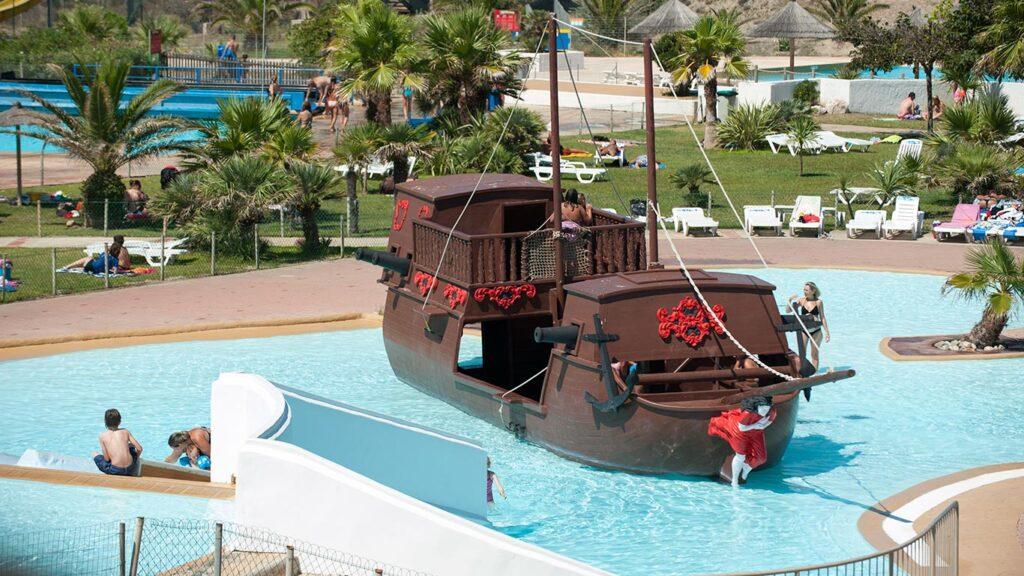 Aqualand Port Leucate, jeux d'eau aquatiques et moment inoubliables – Aqualand Port Leucate