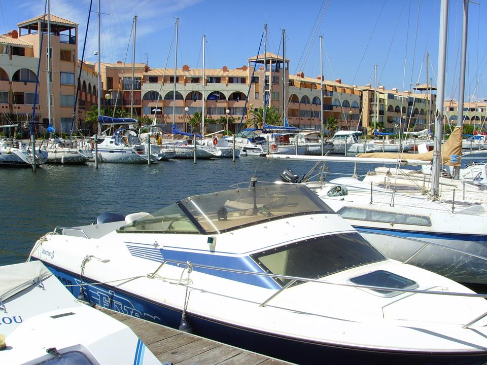 Port Leucate, pour petits et grands, entre son port de plaisance et son parc aquatique