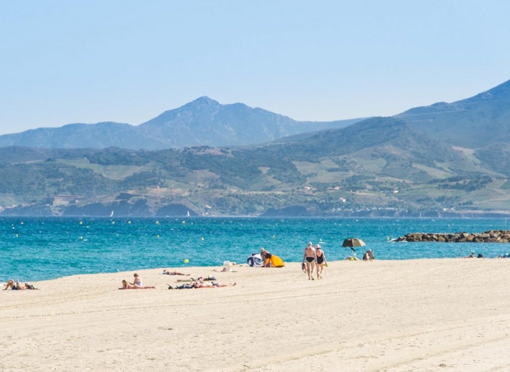 Les plages de Saint Cyprien