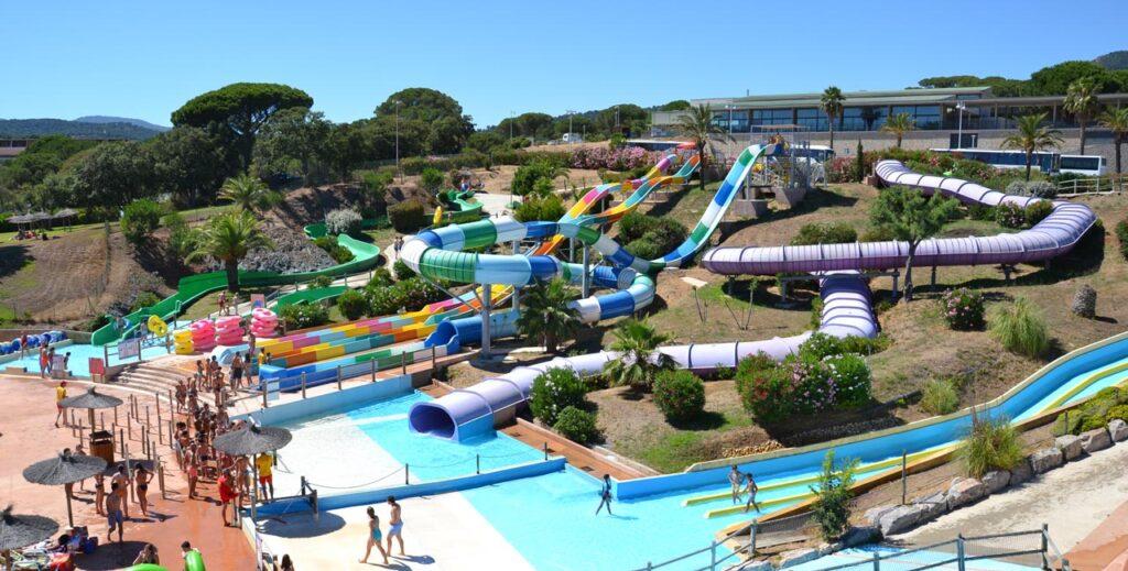 A propos de Aqualand St. Maxime…