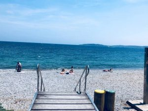 Saint Maxime plage